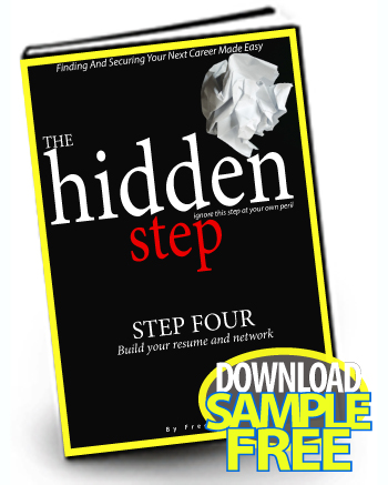 The Hidden Step - Ignite your inner fire